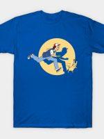 The Adventures of Ash Ketchum T-Shirt