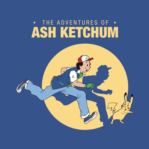 The Adventures of Ash Ketchum