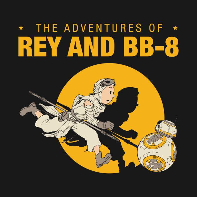 The Adventures of Rey