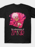 The Adventures of Zim & Gir T-Shirt