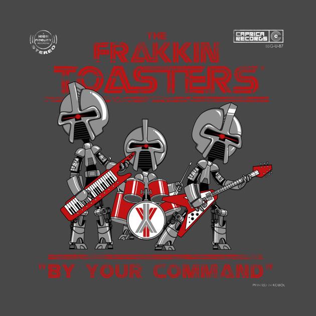 The Frakkin' Toasters