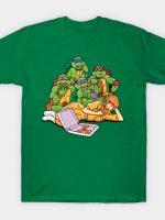 The Pizza Club T-Shirt