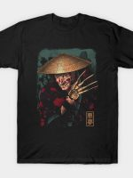 The Samurai Dreamer T-Shirt
