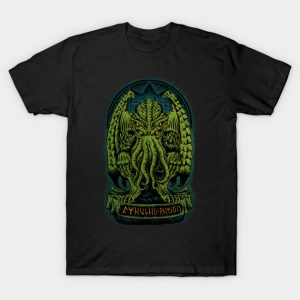 The Sleeper of R'lyeh