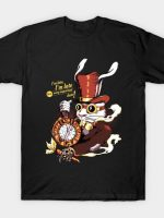 The Steampunk White Rabbit T-Shirt