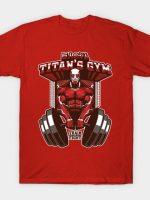 Titan's Gym - colossal ver T-Shirt