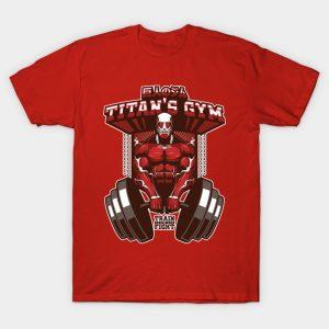 Titan's Gym - colossal ver