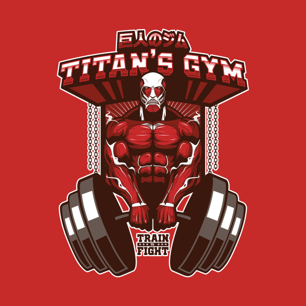 Titan's Gym - colossal ver