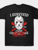 Camp Survivor v.2 T-Shirt
