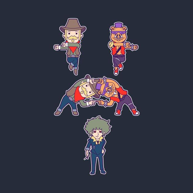 Cowboy + Bebop