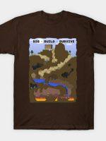 Dig, Build, Survive T-Shirt