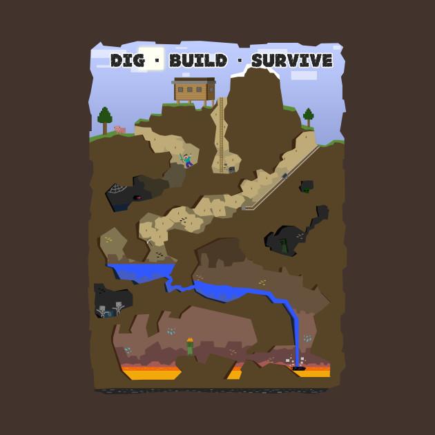 Dig, Build, Survive