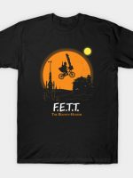 F.E.T.T. The Bounty-Hunter T-Shirt