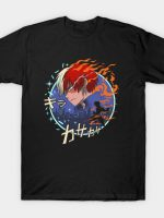 Fire and Ice Quirk T-Shirt