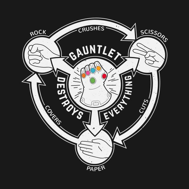 Gauntlet Destroys Everything