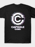 Glitch Capsule Corp T-Shirt