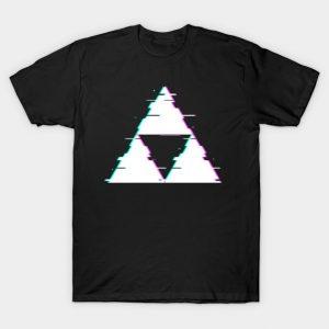 Glitch Triforce