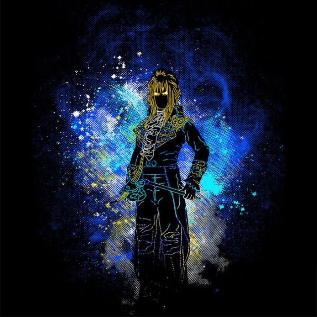Goblin King Art