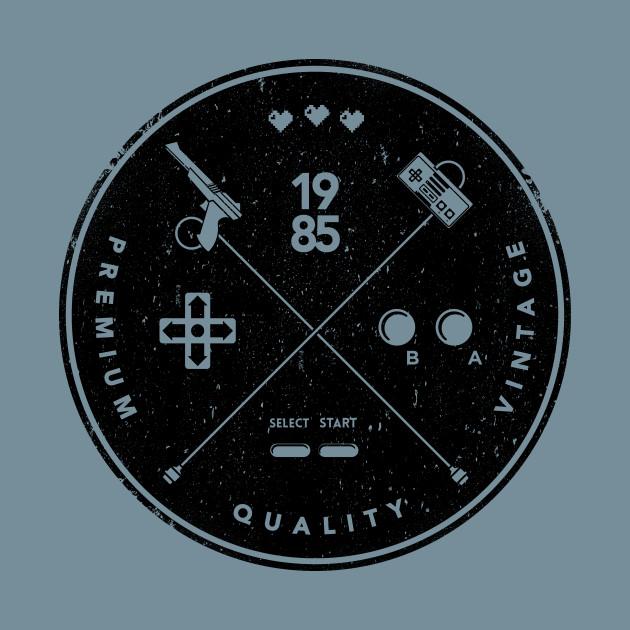 Hipster NES Logo