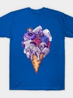 Ice Cream Nintendo Consoles T-Shirt