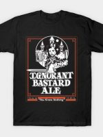 Ignorant Bastard Ale T-Shirt