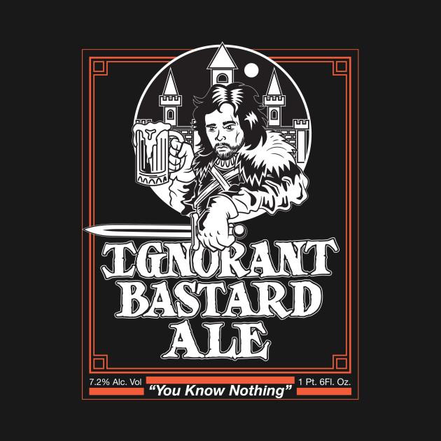 Ignorant Bastard Ale