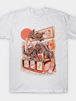 Kaiju street food T-Shirt