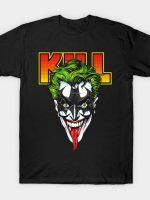 KISS THE BAT T-Shirt
