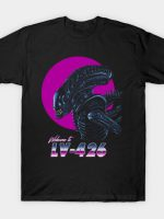 LV-426 Warrior T-Shirt