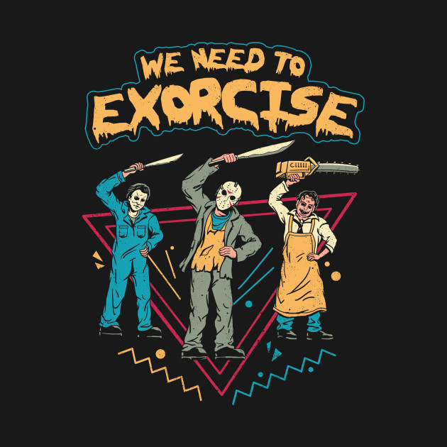 Let's Exorcise