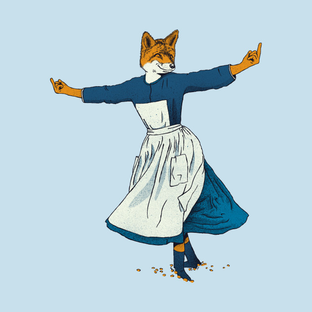 Look At All The Fox I Give - II