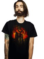 Lord Of Darkness Art T-Shirt