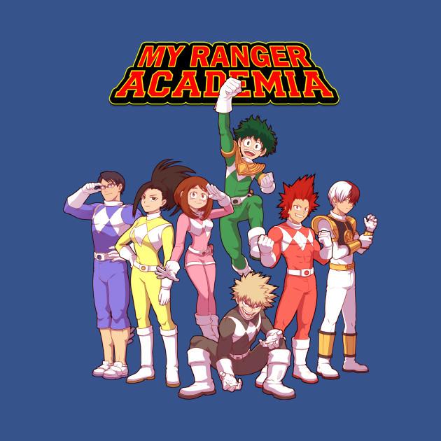 My Ranger Academia V2