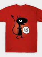 Not a Cat T-Shirt