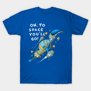 Oh, To Space!