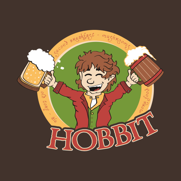 Party Like a Hobbit!