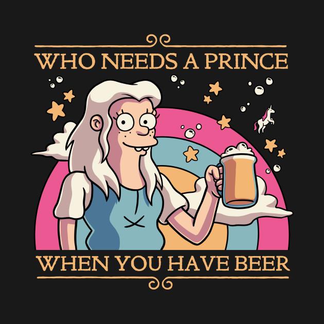 Princess Priorities