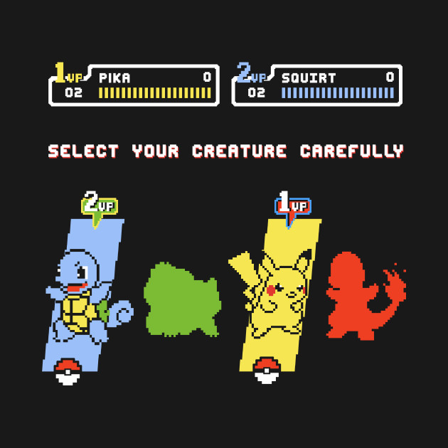 Select Your Creature