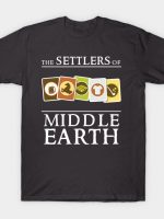 Settlers of Middle Earth T-Shirt