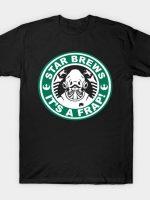 Star Brews Coffee T-Shirt