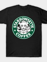 Starbowsette Coffee T-Shirt