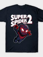 Super Spider Bros 2 T-Shirt