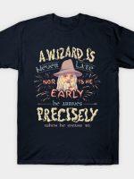 The Late Pilgrim T-Shirt
