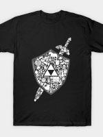 The Legend - White T-Shirt