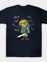 The Legend of HEY HEY HEY! T-Shirt