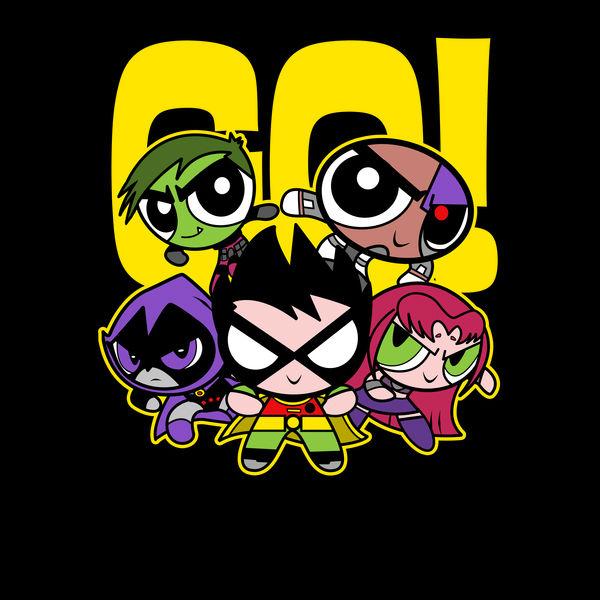 The Powerpuff Titans