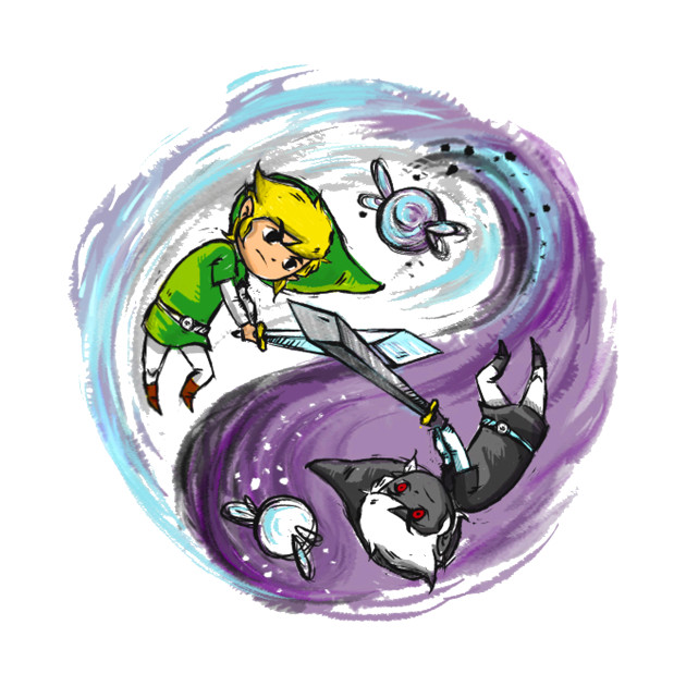 Yin and Yang Link