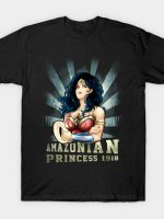 Amazonian Princess T-Shirt