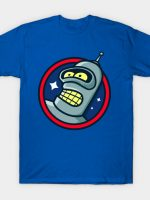 Bender from deep space T-Shirt