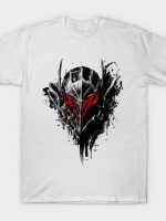 Black Warrior - the cursed armor T-Shirt